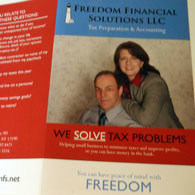 Freedom Financial Solutions Brochure