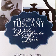 Tuscany Travel Trifold Brochure